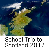 School Trip to Scotland 2017
